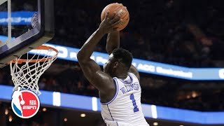 Breaking down Zion Williamson film: Athleticism 'literally off the charts' | 2019 NBA Draft Preview