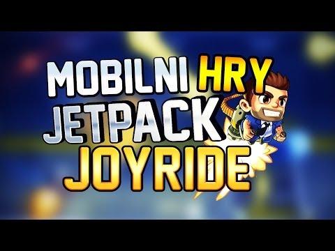 Hry Na Mobil #3 - Jetpack Joyride | Tohle Video Je Na Zastřelení | High definition - 720p