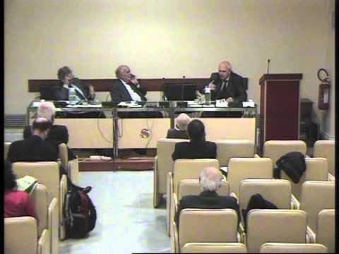 Convegno ex Parlamentari - On. Eufemi