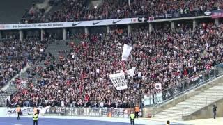 Hertha BSC Berlin - Eintracht Frankfurt 16.05.2015