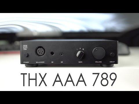 Massdrop THX AAA 789 Amplifier Review.