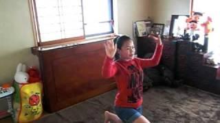 Урок  тайского  танца  для начинающих