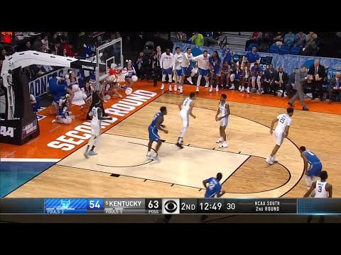 Buffalo vs. Kentucky: Game Highlights
