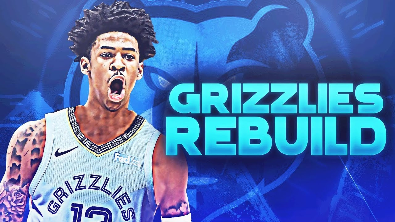 Mike Conley Traded! Ja Morant Memphis Grizzlies Rebuild   NBA 2K19