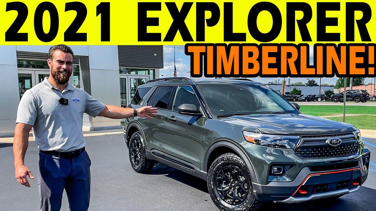Download 2021 Ford Explorer TIMBERLINE! Exterior & Interior Walkaround (Review)