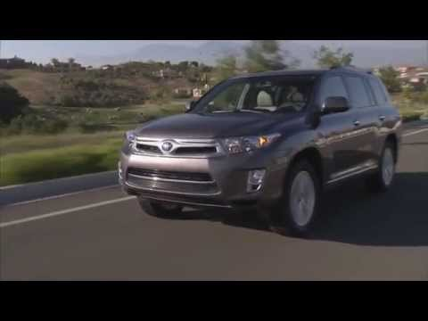 2013 Toyota Highlander Hybrid Review
