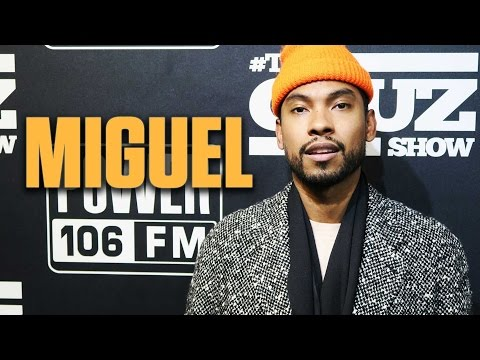 Miguel Talks Wildheart Motel, Songwriting With Tinashe & Big Sean, Engagement + More!