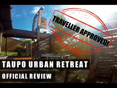 Taupo Urban Retreat OFFICIAL REVIEW | Travelled & Tested |