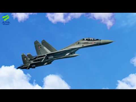 [हिन्दी में] Indian Airforce VS Pakistani Airforce || Power Comparison