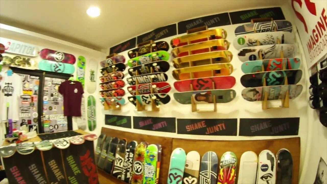 9f6630d3b2 Kingdom Skateboard Shop Palma De Mallorca Review - YouTube