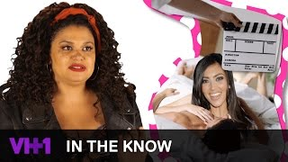 Kim Kardashian and Mimi Faust's Celebrity Sex Tapes | In the Know with Michelle Buteau | VH1