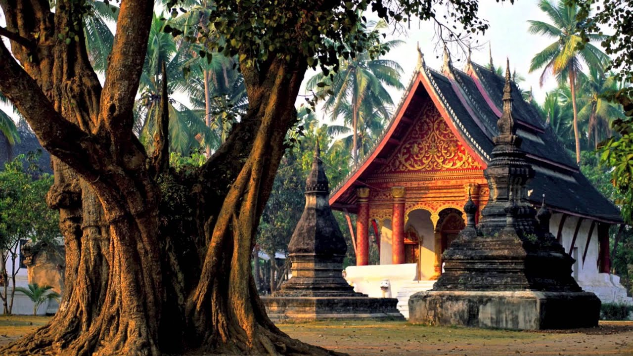 Classical Music From Laos Lao Phene Youtube