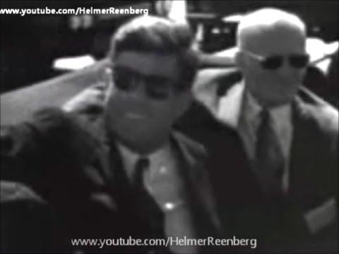 May 4, 1962 - President John F. Kennedy arrives at Eglin Air Force Base, Okaloosa County, Florida