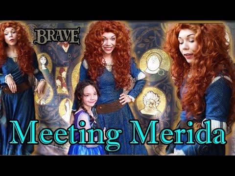 merida meet and greet disney world 2015