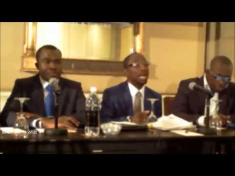 Conférence de presse -African Francophone Awards South Africa 2013- (AFASA)