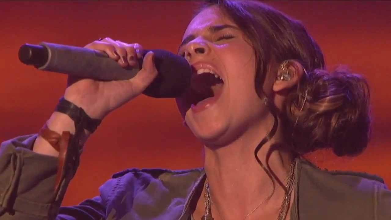Carly Rose Sonenclar's Singing 'If I Were a Boy' Beyonce ...