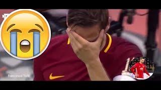 EFSANELERİN VEDA MAÇLARI   Duygusal Anlar!   Totti, Beckham, Gerrard, Alex, Drogba 😭😓