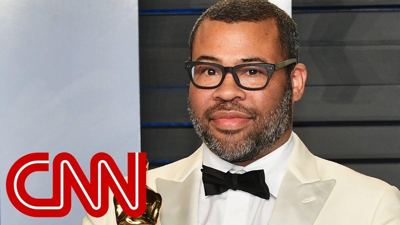 Jordan Peele at Oscars: A renaissance for black films - Dauer: 7 Minuten, 35 Sekunden