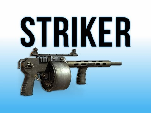 MW3 In Depth - Striker Shotgun