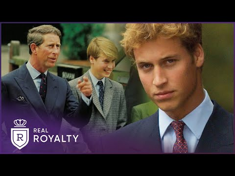 Royal Rivals? Or Father and Son? | Prince Charles and Prince William | Real Royalty