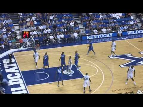 Antoine Walker at UK Alumni Game - The Good, The Bad and The  Ugly