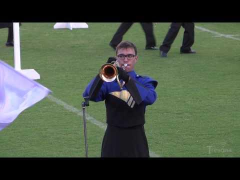 Casa Grande High School Marching Band - 2014 ASU Band Day