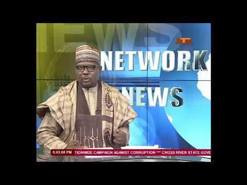 NTA Network News With Muhammad Kudu Abubakar 18/7/17