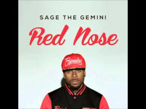 Sage The Gemini - Red Nose (Instrumental)