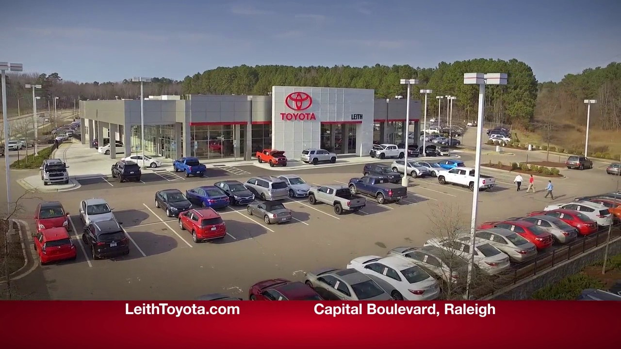 Raleigh Car Dealerships >> Leith Toyota Used Cars