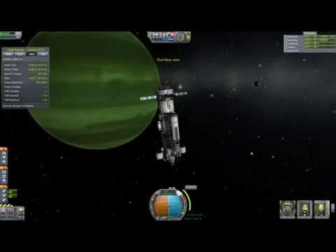 Kerbal Space Program - Ep. 22 - Entering The Jool System