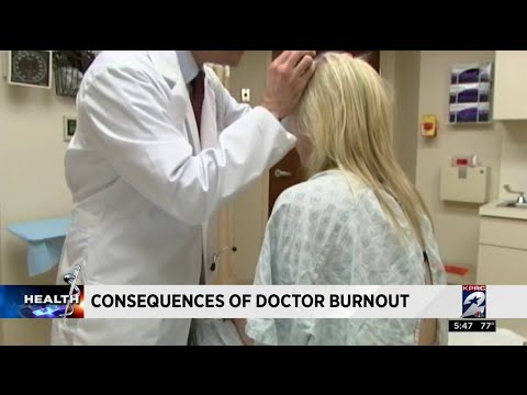Physician Burnout May Cause Medical Errors