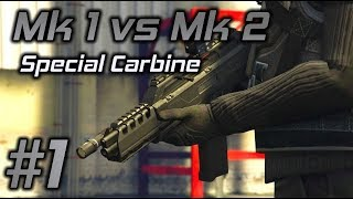 GTA Online Mk 1 vs Mk 2 Weapon Guide #1: Special Carbine (Stats, Comparisons, and more)