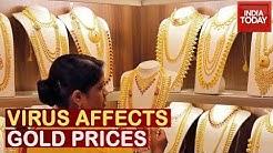 Coronaviurs Causes Gold Price Surge Worldwide, Gold At ₹ 43,500 per 10 Grams