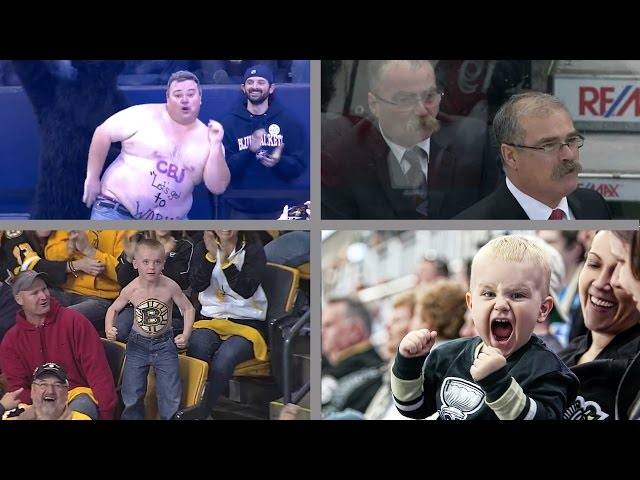 HOCKEY FANS ARE AWESOME [HD]