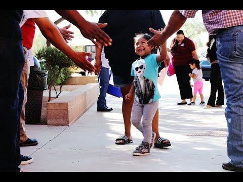 First Day of School at Salt River Schools