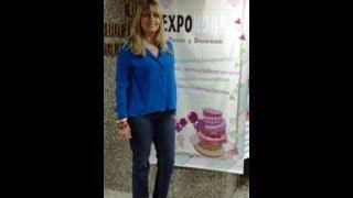 Expo Hobby 2012 - Decoracion de Tortas y Fiestas