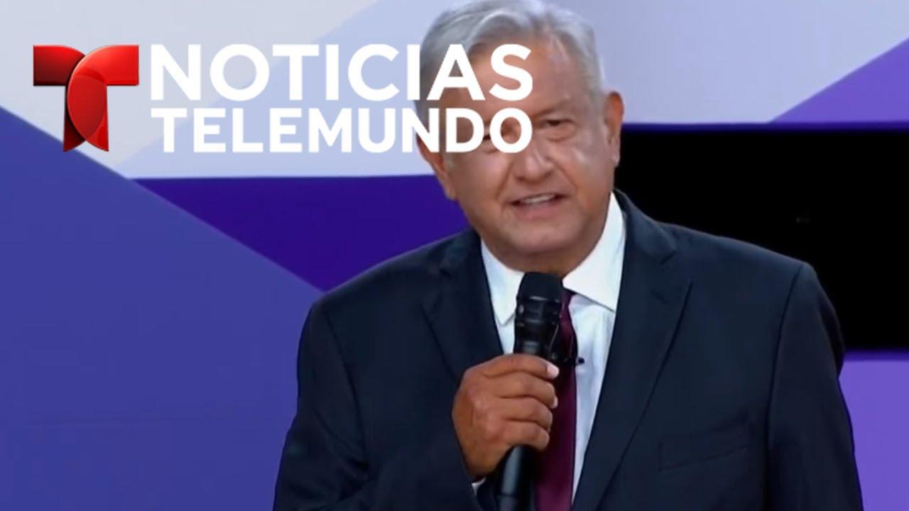 Mejor economía evita que se vayan los mexicanos, Obrador | Noticias | Telemundo