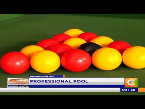 Power Breakfast:How skilled are you in playing pool?