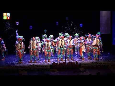 Carnavaloco Comparsa de San Roque Carnaval 2020