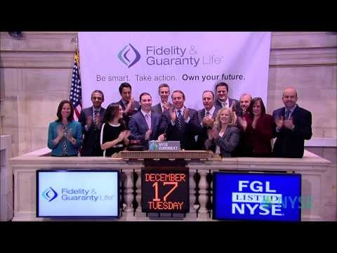 Fidelity and Guaranty Life Celebrates Recent IPO