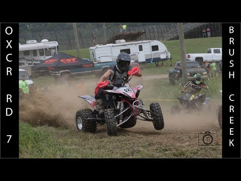 OXCR Round 6 Brush Creek Motorsports 2017