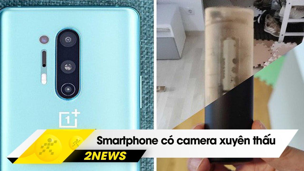 Smartphone có camera Xuyên quần áo, iPhone Flip concept cực đẹp | Hinews
