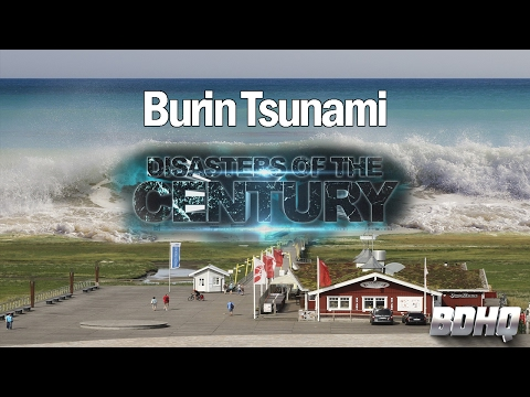 Burin Tsunami - Disasters of the Century