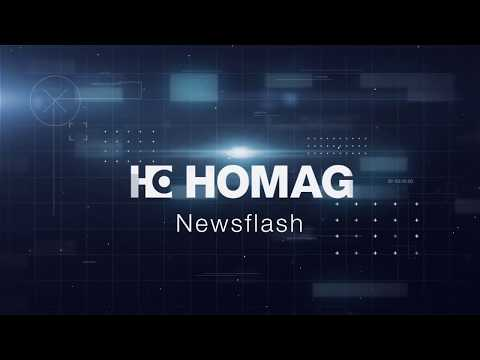 HOMAG Newsflash: The new industry news format! STARTING on March 22, 2018!