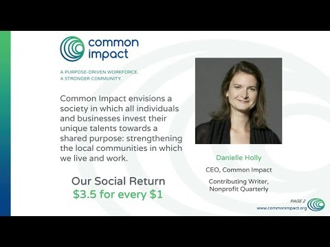 Blackbaud Webinar: The Promise of Skills Based Volunteering