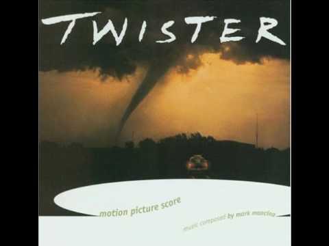 Twister - Original Score - 8 - The Hunt - Sculptures