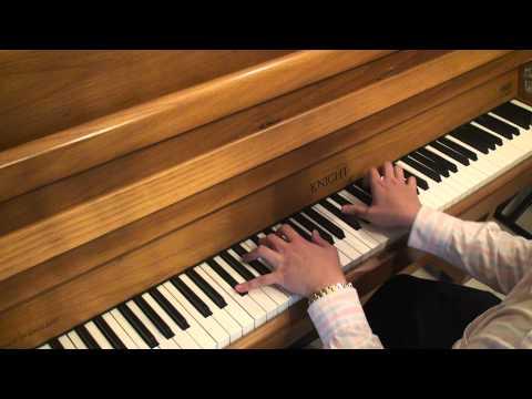 Alexandra Stan - Mr Saxobeat Piano by Ray Mak