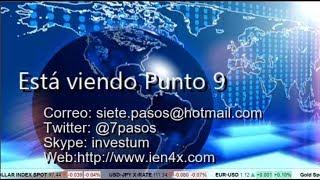 Punto Nueve - Noticias Forex del 1 de Mayo del 2019