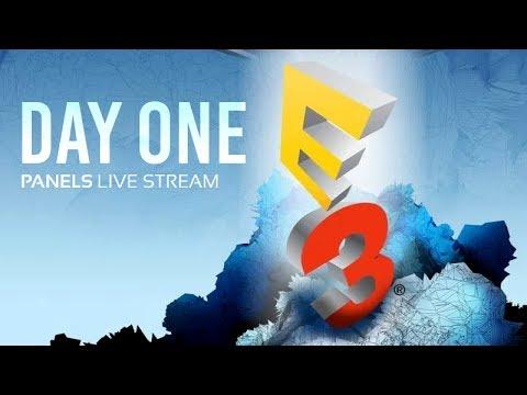 E3 2017 DAY 1 Panels   Super Mario Odyssey, Far Cry 5, Shadow of War, Destiny 2, CoD: WWII