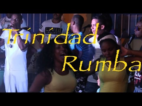 What is a Cuban Rumba? Trinidad Video